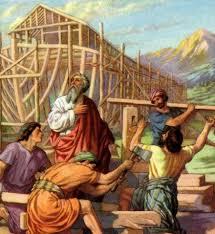 buiding ark