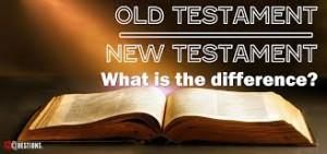 Old Testament New Testament