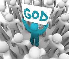 God is not a person