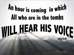 All Will Hear His Voice