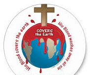His Blood covers the Earth